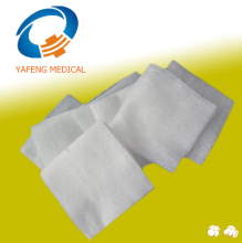 "For 2"" 3"" 4"" absorbent medical non woven gauze swab"