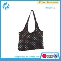 shopping bag dot printing bag custom print small shopping bags