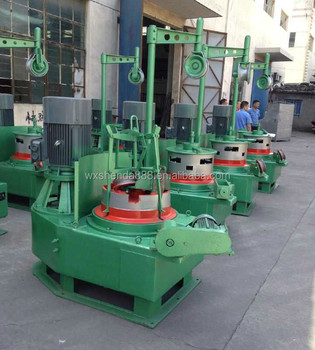 Pully type Continue steel Wire Drawing Machine