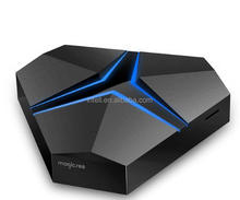 High End S912 Android 6.0 Iron+ Set Top Box Kodi 17.3 Android Tv Box top box