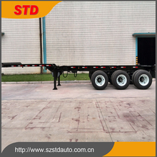 20 feet to 40 feet extendable container trailer price