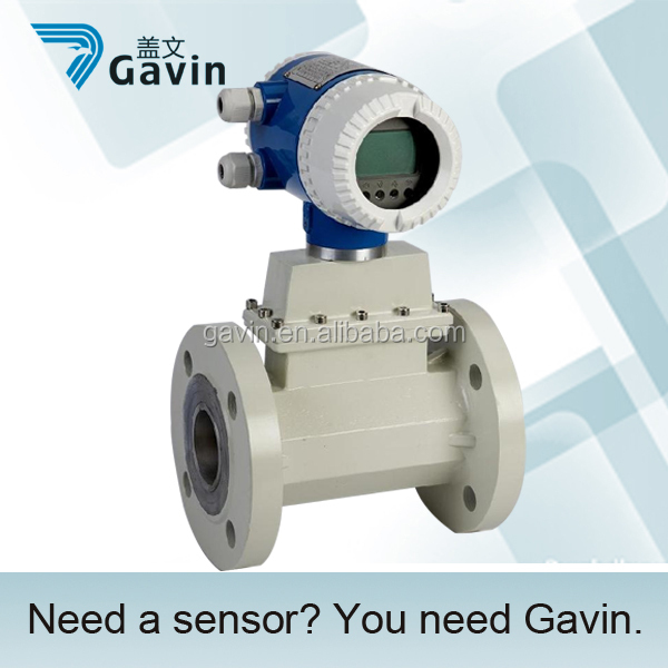 High accuracy Natural Gas Turbine Flow meter