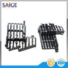 Made in China high quality aluminum alloy die casting auto parts for jeep grand cherokee