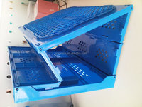 collapsible plastic basket durable and low price waterproof box