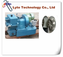 Laboratory crusher small lab disc mill, mini rock pulverizers for coal and ore powder