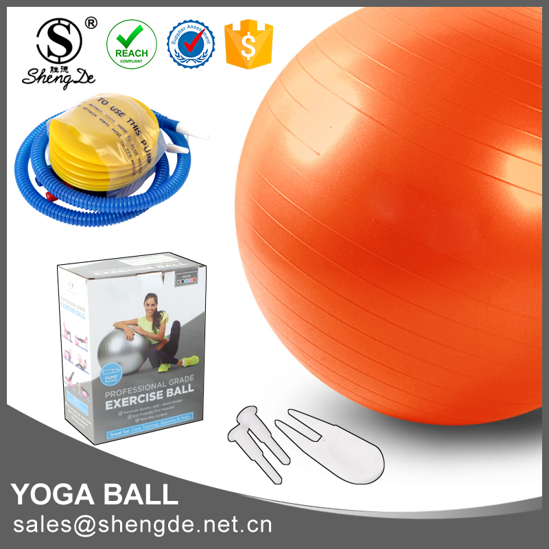 2016 rubber body massage balls, non-toxic exercise ball, private label exercise balls