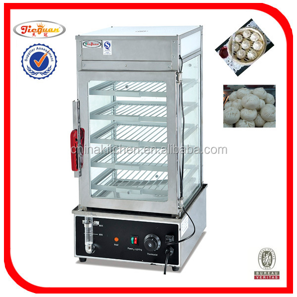 electric food warmer/dim sum warmer/bun steam warmer EH-600