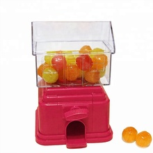 Gumball Machine Party Favors, candy dispenser