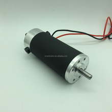 Dia.52mm engraving machine use high speed dc motor, no load 12000rpm