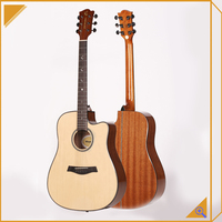 41 inch wholesale acoustic guitar kit made in China