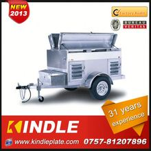 Kindle Professional travel trailers for motorcycles Manufacturer with 31 Years Experience