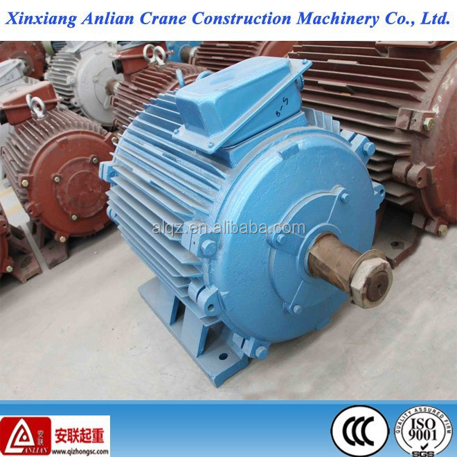IEC standard 5.5KW high torque low rpm 3phase electric motor