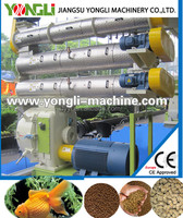 2016 Aquatic Feed Production Line Type cheap shrimp feed mill complete