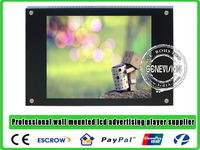 "17"" portable digital video player with memory card"
