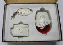 Mini wireless Auto GSM Alarm Sensor with 6 LED indicate and 6 routes alarm signal PY-SY082