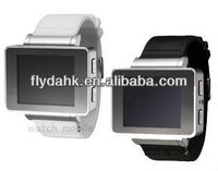 "1.8"" quad band watch mobile phone i3"