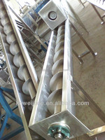 fruit and vegetables of stainless steel conveyer