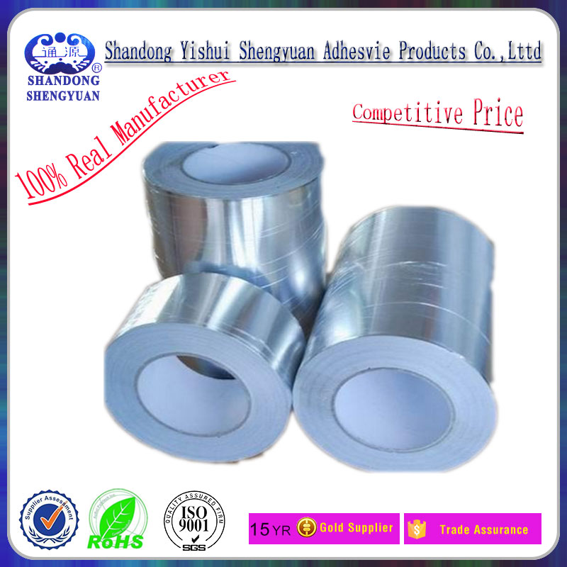 RoHS Certificate laminate aluminium tape with high quality