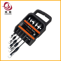 5 pcs Flexible metric wrench set bicycle tool set
