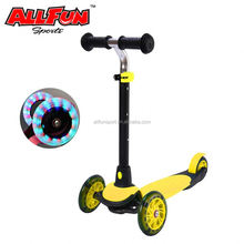 High quality 3 height adjustable 3 wheel trike scooter for sale