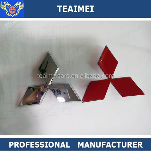 3D Best Chrome Mitsubishi Lancer Car Badge Auto Emblem