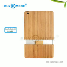2013 new style bamboo business case for ipad mini