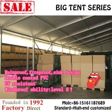 customized warehouse tent marquee canopy