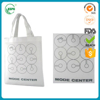 Eco-friendly PP non woven bag for shopping in supermakets