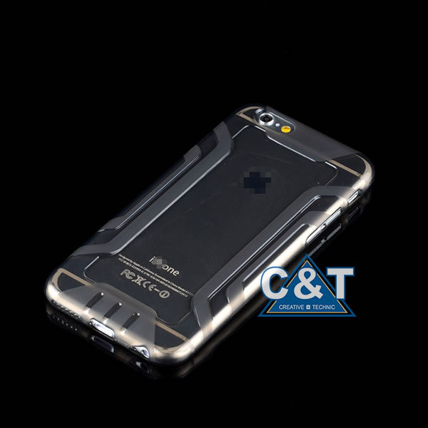 C&T Factory offer custom soft tpu cases for iphone 6 plus