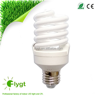 Compact T2 5600K 15W- 26W high quality energy saving lamp