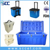 SCC brand 120L Cooler Box/Ice Chest for fishing with wheels PLASTIC ICE CHEST FOR FISHING