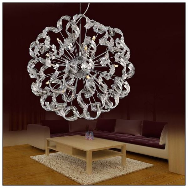 made in china modern decoration metal lampshade chandelier and pendant light