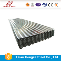 ZINCALUME / GALVALUME Galvanized Corrugated Steel / Iron Roofing Sheets Metal Sheets BEST PRICE