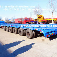 ChinaTrailers 6 Axle Lowbed Trailer 6