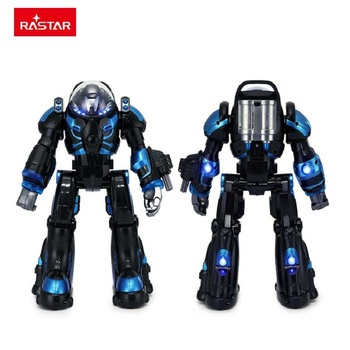 Rastar electric plastic toy rc fighting astronaut intelligent robot