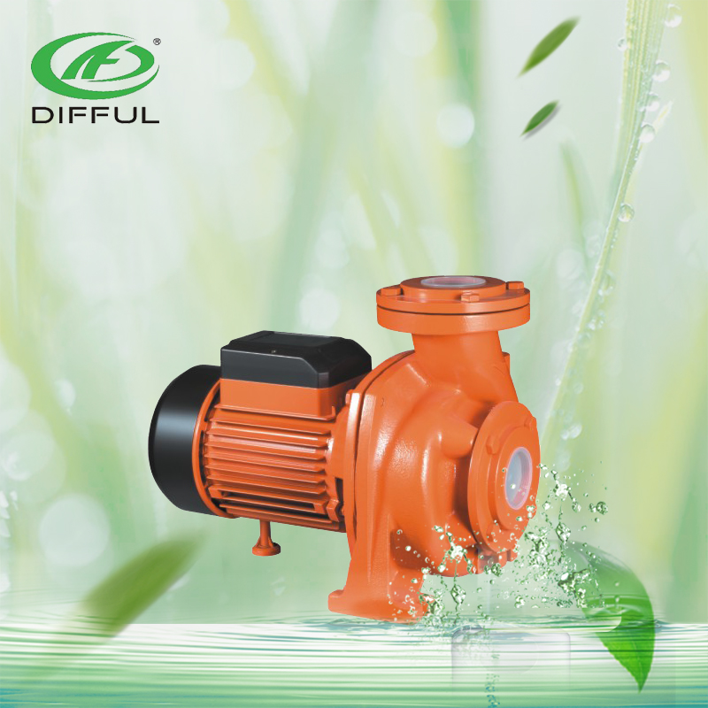 Food Grade Centrifugal Pump 10KW Electric Water Centrifugal Pump