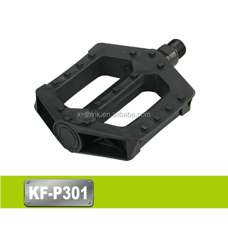 Good Quality PP Mountain Double Bicycle Pedals 98*98 MM