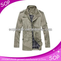 New Arrival Fashion winter fashion jackets for men top quality clothing
