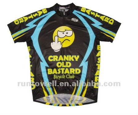 2012 Fashion Runtowell infant cycling jersey