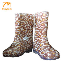 new product kids waterproof pvc rainboot