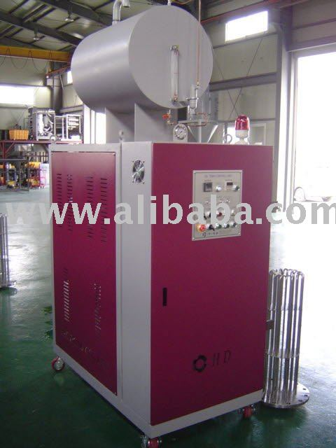 Electric therm oil heater