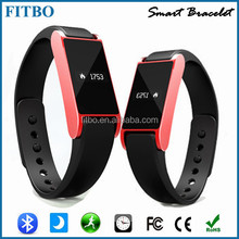 High Quality Pedometer Vibrating Bluetooth Smart Bracelet for Huawei P10 Samsung C7010 Note6