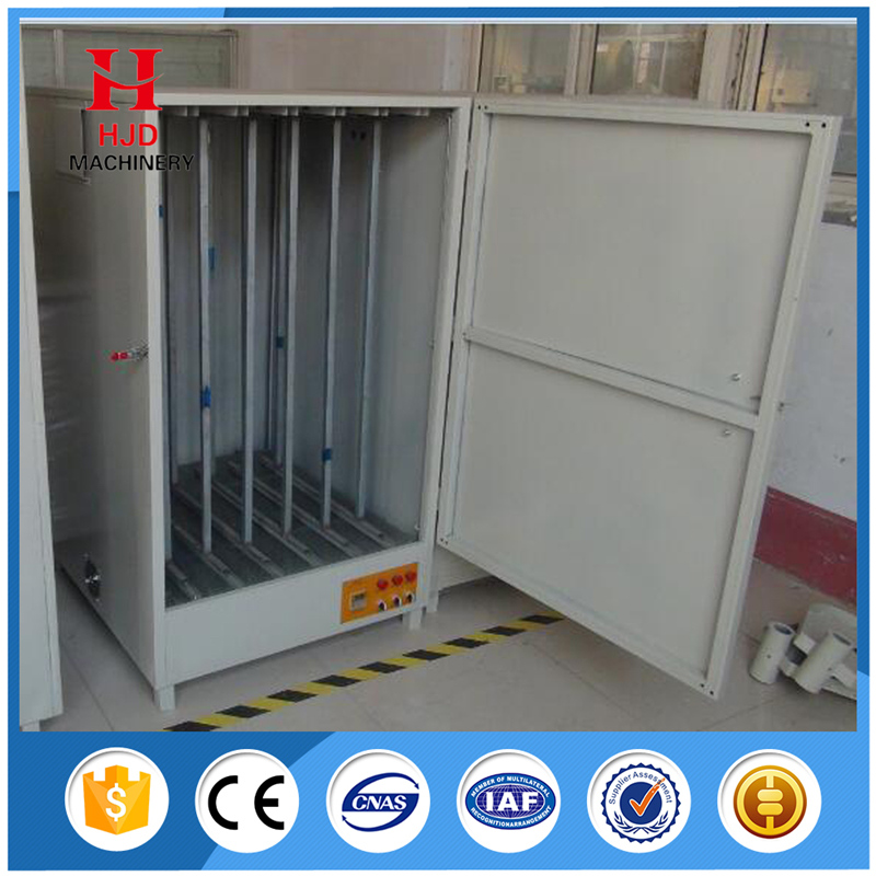 Vertical Screen Frame Dryer /stencil drying oven for sale