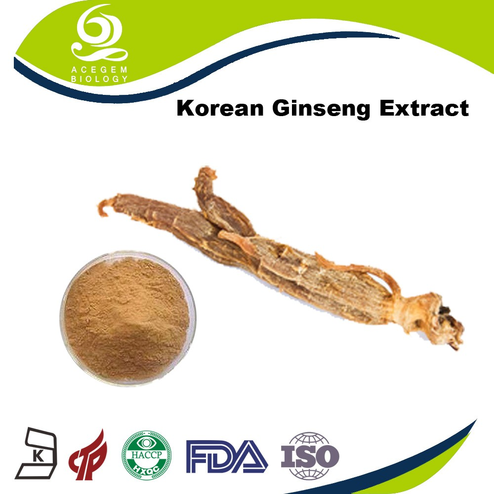 Organic Paradise Herbs Panax Red Ginseng 60 Capsule