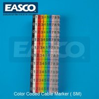 EASCO Rohs Color Coded Cable Marker Strips