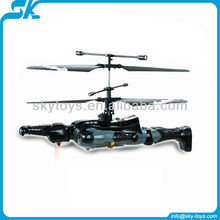 HCW550 Super 4CH R/C flying models batman,toy helicopter,2.4g rc helicopter