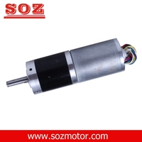 Diameter 42-56mm Brushless gear motor