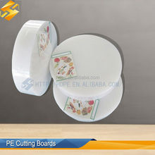 Chopping Block Type and CE / EU,FDA,SGS Certification Anti Slip Plastic Cutting Board of Food Grade