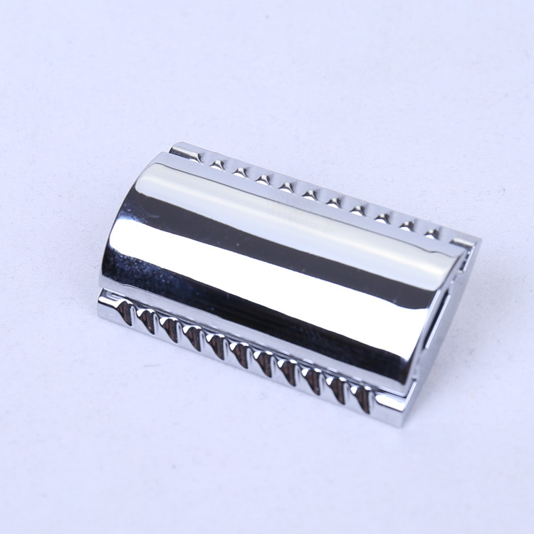 high quality zinc alloy double edged razor head