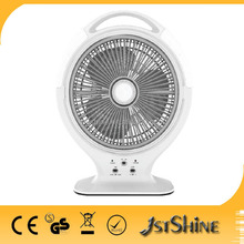 China vendor hot sell rechargeable low price table mini fan